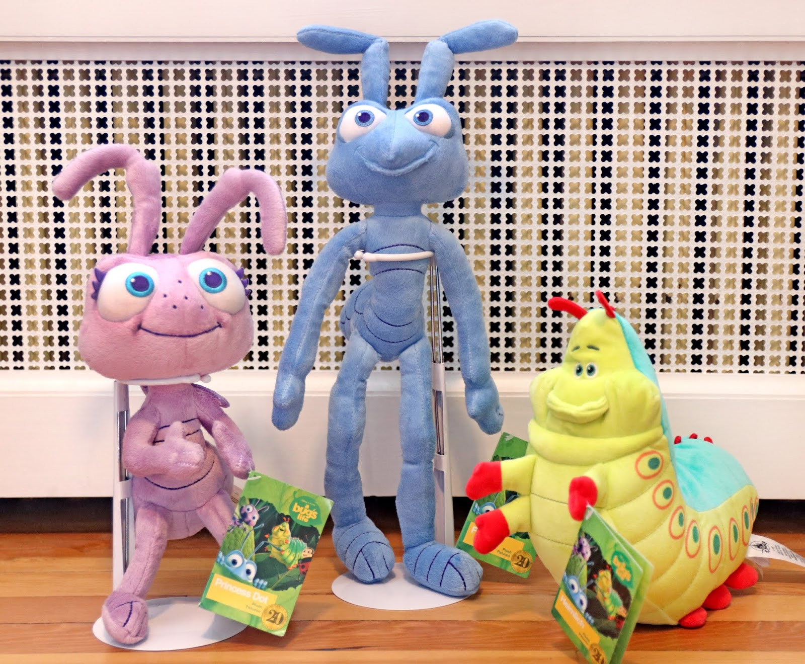 disney store a bug's life plush