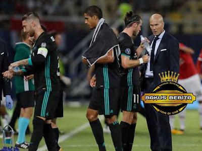 Hati Zidane Selalu Putih Untuk Real Madrid