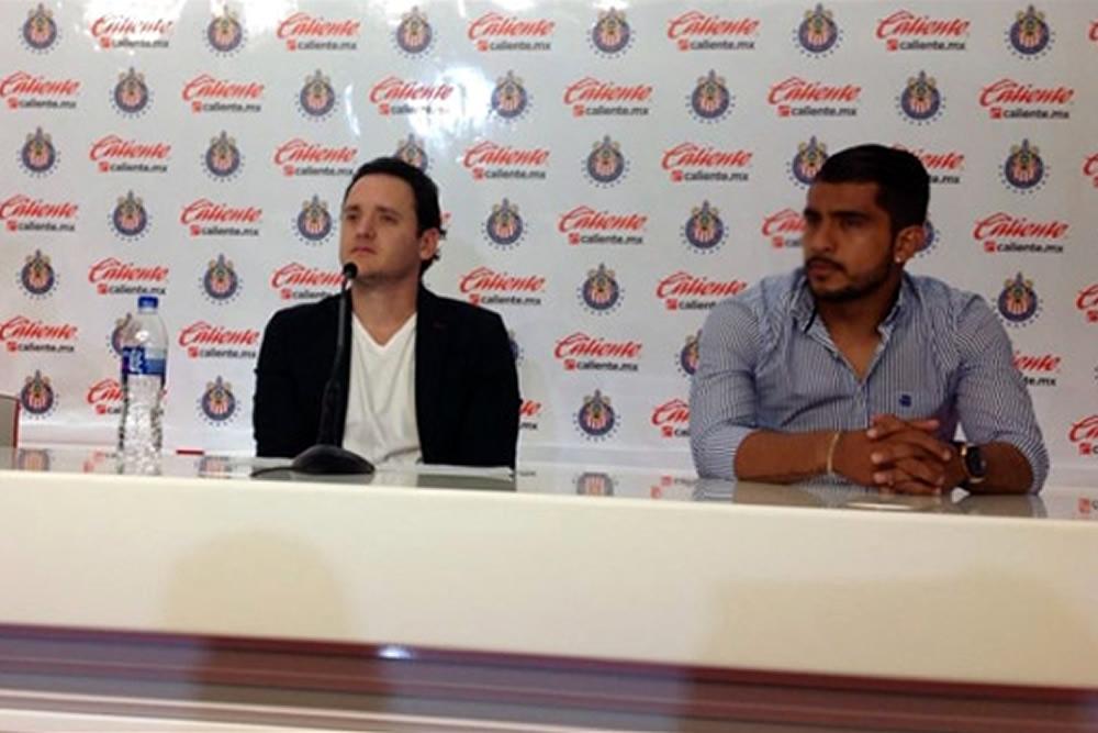 Chivas presentó a su nuevo socio.