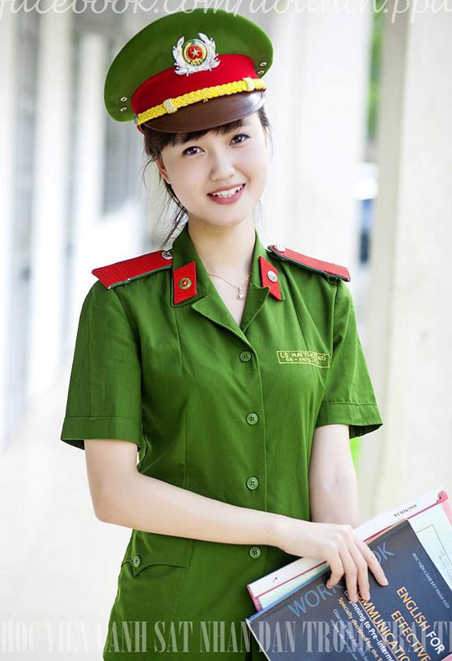 nucanhsat7103 - Tổng Hợp các HOT Girl Nữ Cảnh Sát đốn tim FAN nhất Việt Nam