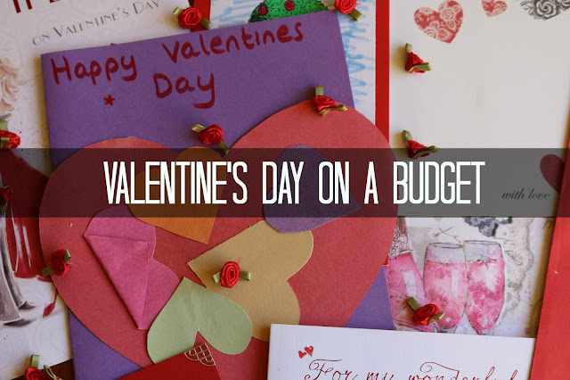 Valentine's Day on a budget