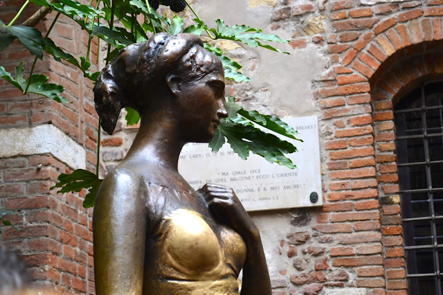 casa de julieta verona italia