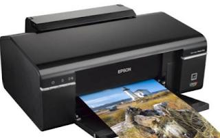Сброс памперса Epson p50/t50
