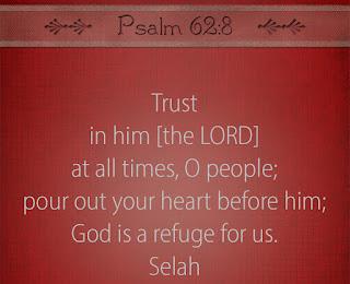 #PsalmSunday: Psalm 62