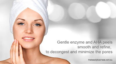 enzyme and salicylic acid peel