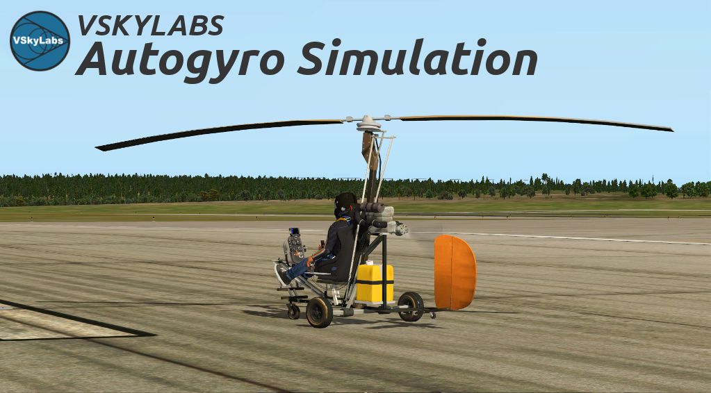VSKYLABS Autogyro Project