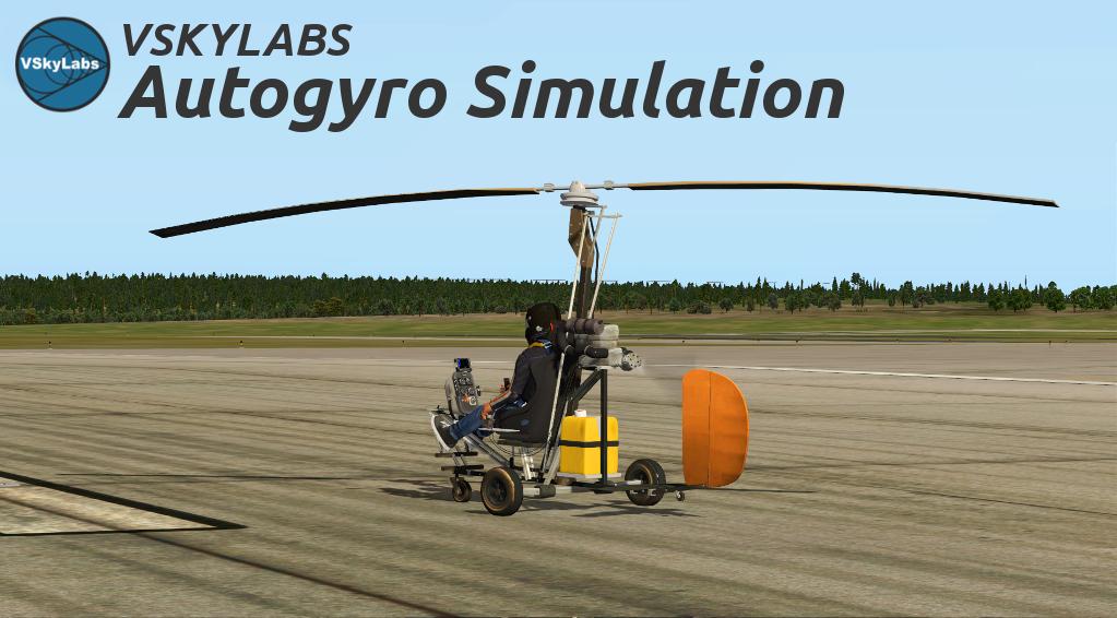 VSKYLABS Autogyro Project