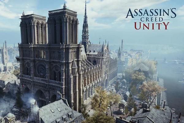 [Προσφορά από Ubisoft] Assassin's Creed Unity - Ο γνωστός τίτλος δωρεάν λόγω της καταστροφής στην Παναγία των Παρισίων