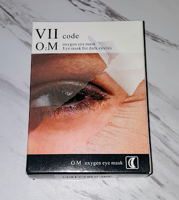 VIIcode Oxygen Eye Mask for Dark Circles