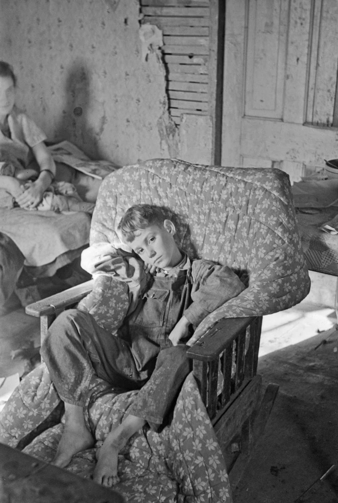 History In Photos Russell Lee Kids In Poverty