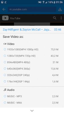 تحميل تطبيق KeepVid apk أفضل تطبيق تحميل من يوتيوب بديل snaptube و tubemate