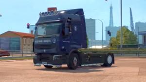 Version 2.9 reworked Renault Premium
