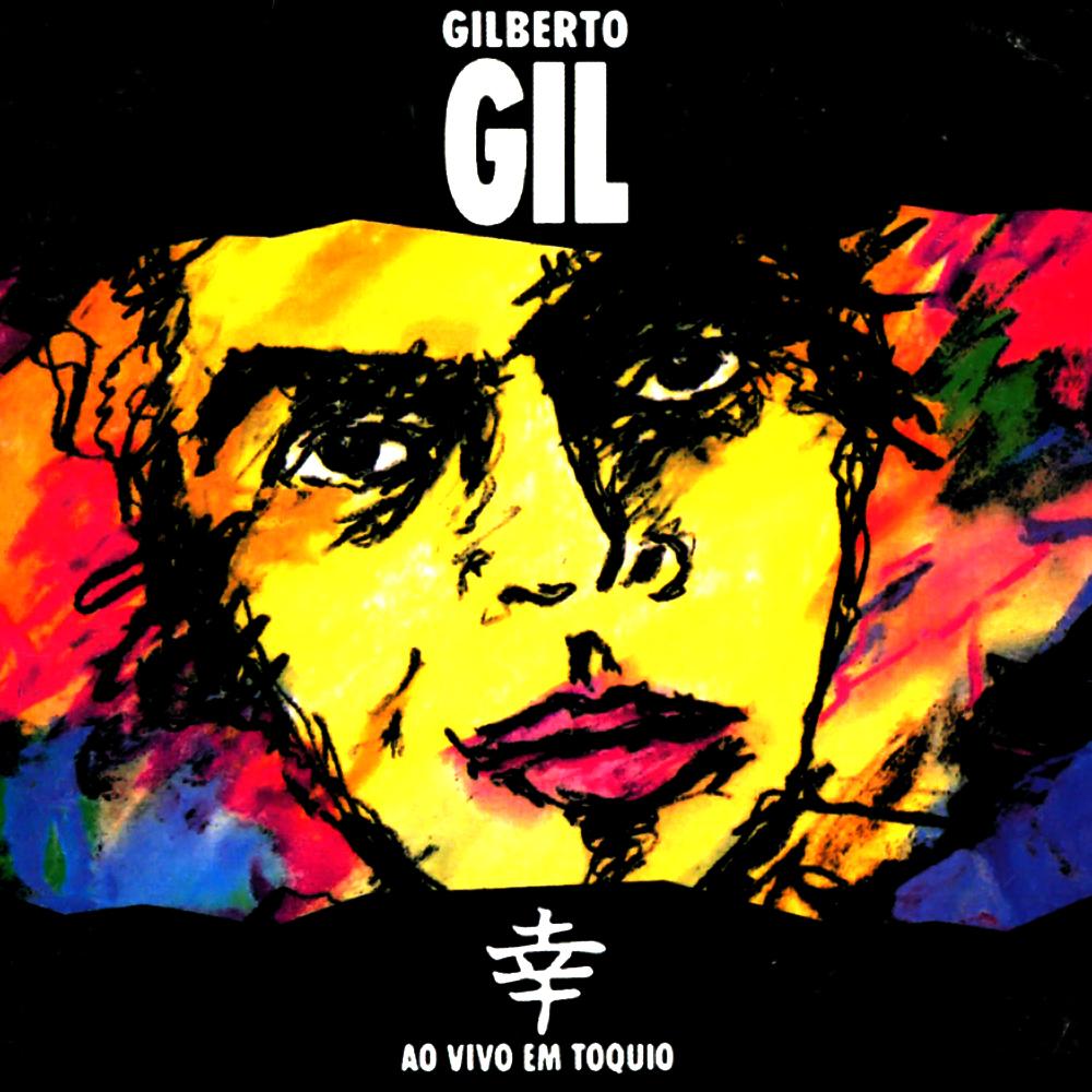 Gilberto Gil - Ao Vivo em Tóquio [1988]