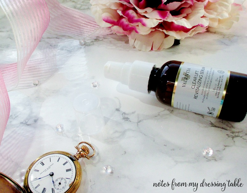 Valentia Clearlift Revitalizing Serum Review