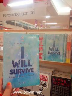 I Will Survive di Gramedia Pekanbaru