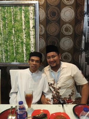 Ustad Abdul Somad Telah Hadir di Lampung