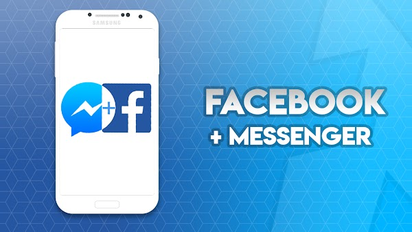 Facebook + Messenger ¡¡EN UNA SOLA APP!!