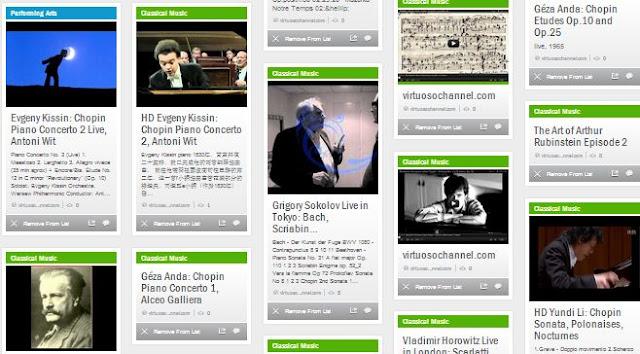 The Best of Chopin on StumbleUpon
