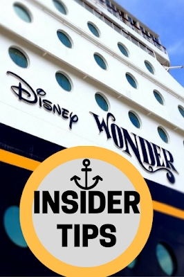 VIP Tips for Disney Cruise Line's Disney Wonder
