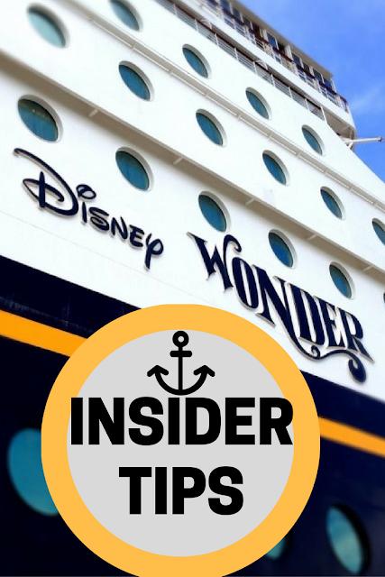 VIP Tips for Disney Cruise Line's Disney Wonder