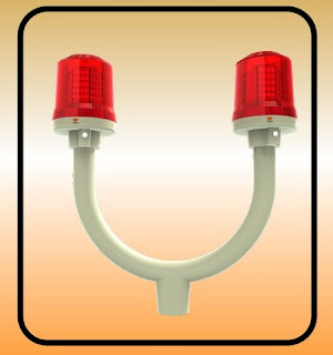 wetra led aviation obstruction lights