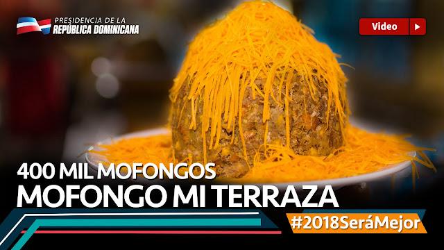 VIDEO: 400 mil mofongos. Mofongo Mi Terraza. #2018SeráMejor