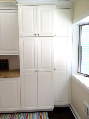 built in mudroom locker cabinets