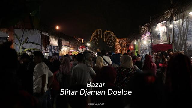 Bazar Blitar Djaman Doeloe