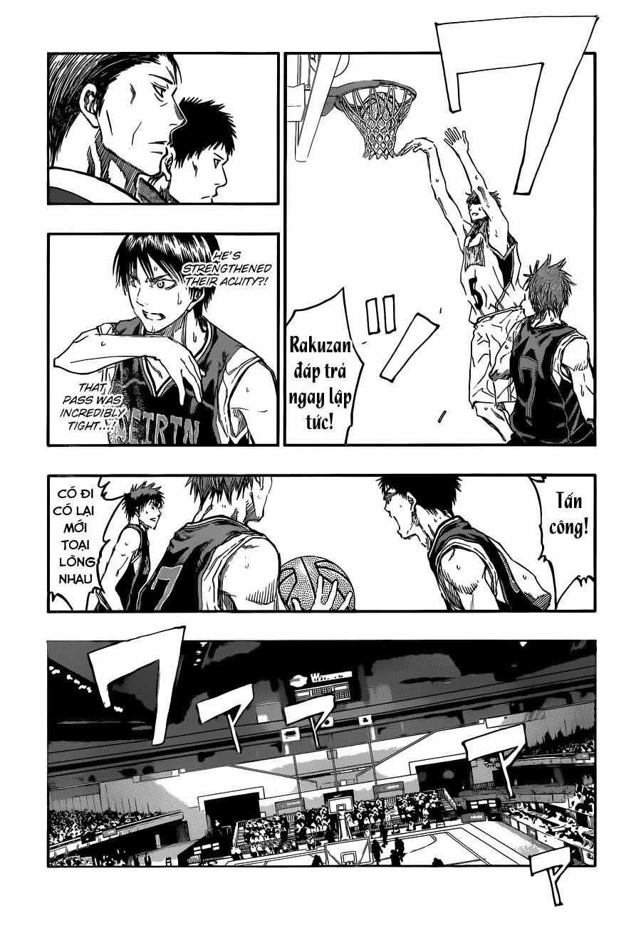 Kuroko No Basket chap 235 trang 17