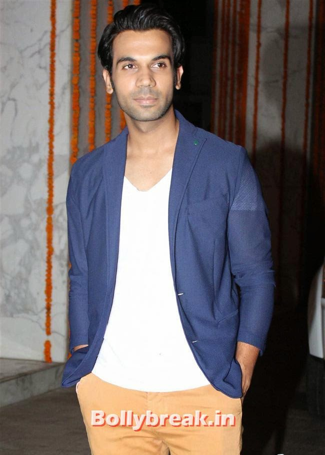 Rajkummar Rao, Bollywood Celebs at Kangana Ranaut Birthday Bash Pics