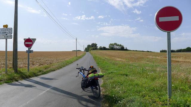 De Paris à Narbonne en vélo, le bon sens interdit
