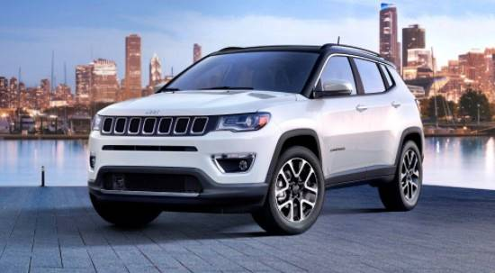 2018 Jeep Compass Trailhawk Price
