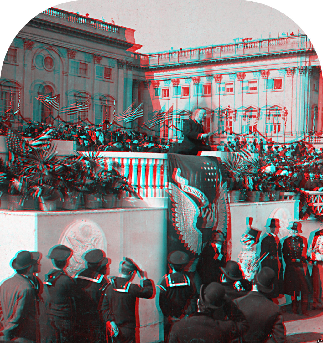 Stoic Decay: 3D Library of Congress: Seven