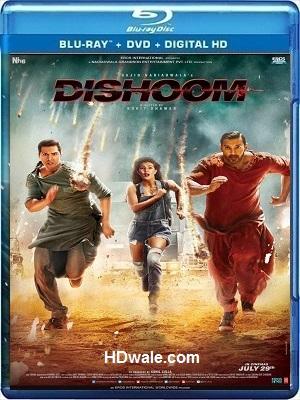 Dishoom Movie Download (2016) HD 1080p & 720p BluRay