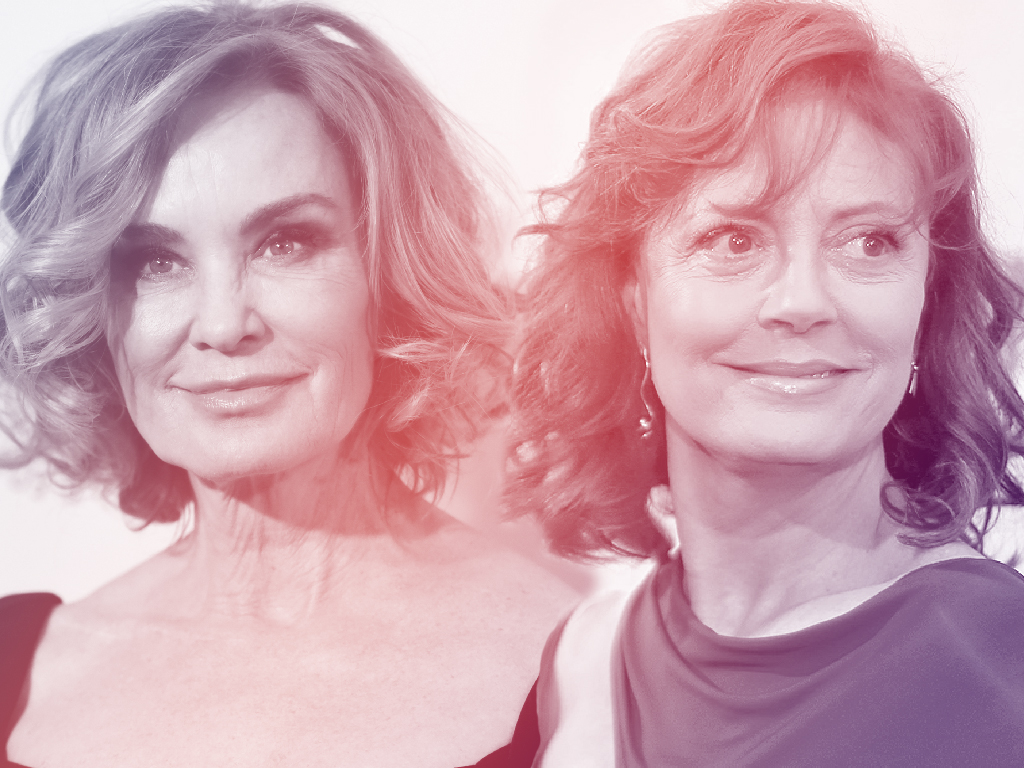 Jessica Lange y Susan Sarandon protagonizarán 'Feud' de Ryan Murphy