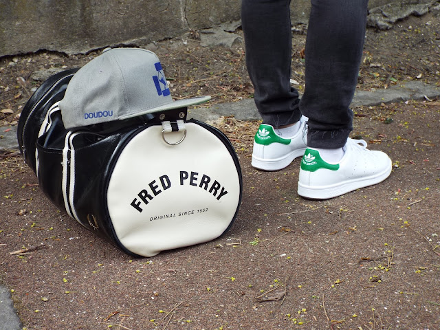 porter des Stan Smith