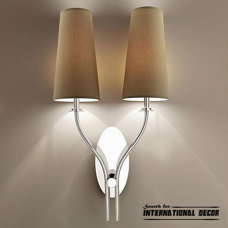 Modern Wall Light Ideas: Contemporary Wall Lights, Lighting Ideas And Lamps