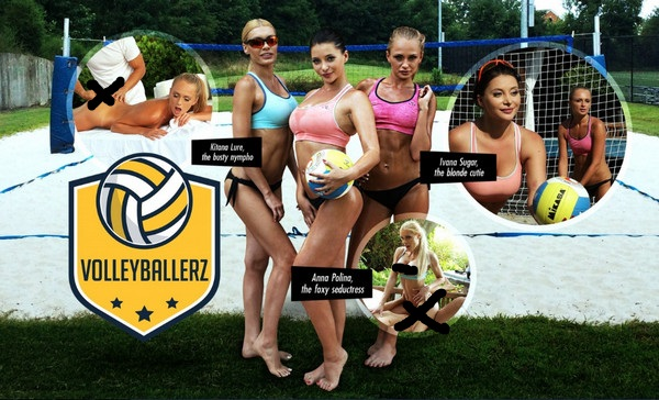 Volleyballerz [LifeSelector]