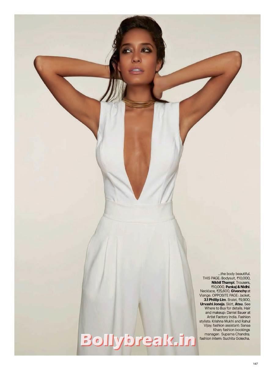 , Lisa Haydon Harper's Bazaar Magazine Scans