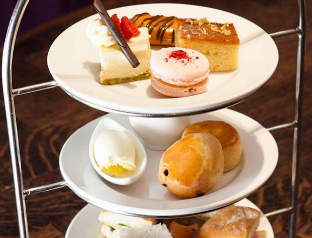 Blythswood Square Afternoon Tea
