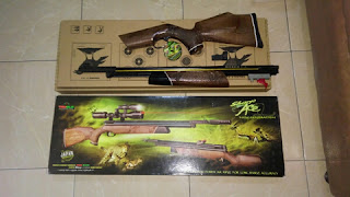 senapan sharp ace deluxe jepang