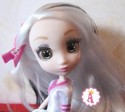 Кукла мини из коллекции игрушек Шибаджуку Герлз японское аниме
