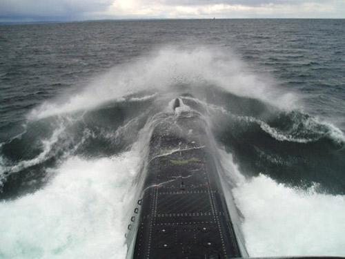 Frota de Submarinos da Marinha Americana