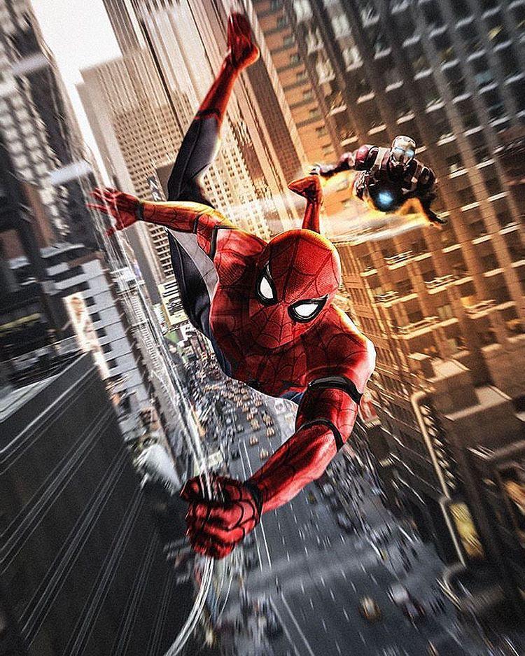 Spiderman homecoming 2017 wallpapers movie stills hd - New spiderman movie wallpaper ...