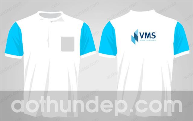 Áo Thun Đồng Phục VMS