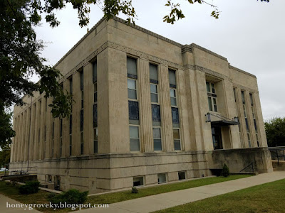 Obion County Courthouse in Union City, Tennessee
