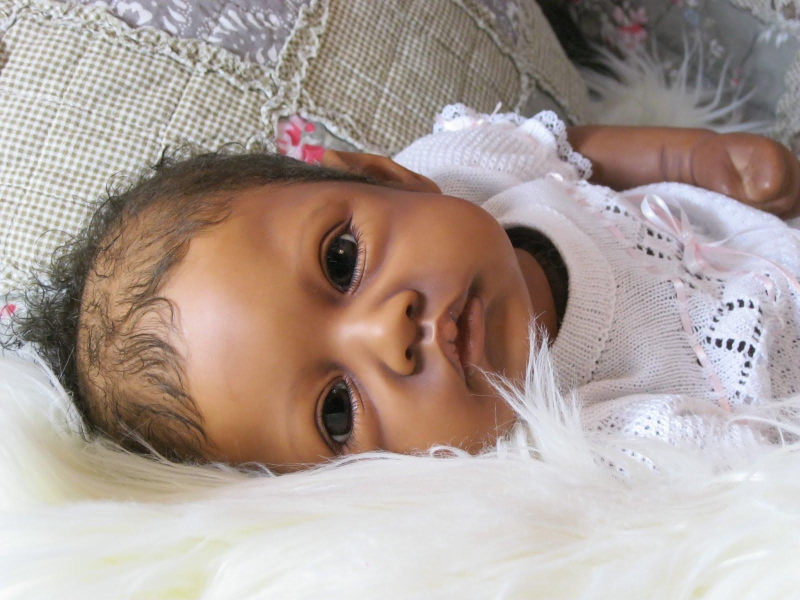 Hautfarbe Baby