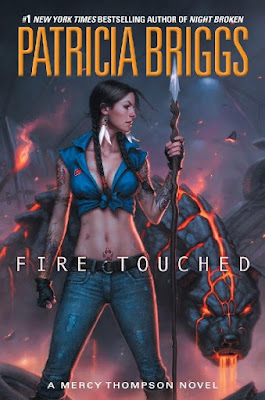 Fire Touched - Patricia Briggs Tensions between the fae and humans are coming to a head. And when coyote shapeshifter Mercy and her Alpha werewolf mate, Adam, are called upon to stop a rampaging troll, they find themselves with something that could be used to make the fae back down and forestall out-and-out war: a human child stolen long ago by the fae.  Defying the most powerful werewolf in the country, the humans, and the fae, Mercy, Adam, and their pack choose to protect the boy no matter what the cost. But who will protect them from a boy who is fire touched?  Sometimes as a series continues, the later books can begin to get a little boring and contain few surprises. But not the Mercy Thompson series. You managed to surprise and shock me mightily. In fact, I think Fire Touched contains one of the biggest shockers in the series and we are now up to book 9. download free full epub ebook kindle mobi