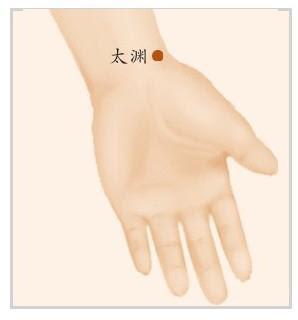 太淵穴:保護心臟的平安穴,少商:秋燥咳嗽就找少商穴(肺炎)