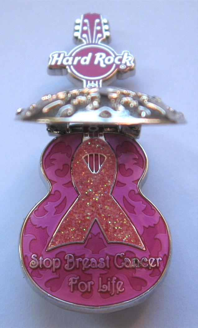 Hard Rock Cafe Pinktober Pin